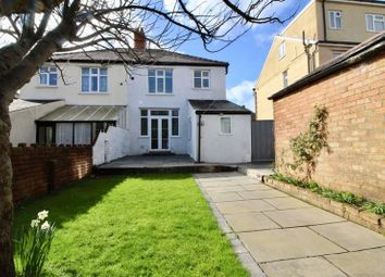 Thumbnail 3 bedroom semi-detached house for sale in Bishops Walk, Llandaff, Cardiff
