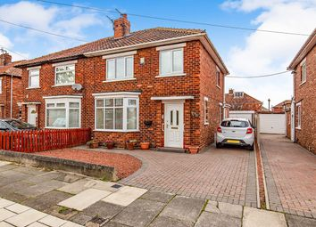Thumbnail 3 bed semi-detached house for sale in Parkfield Avenue, Middlesbrough