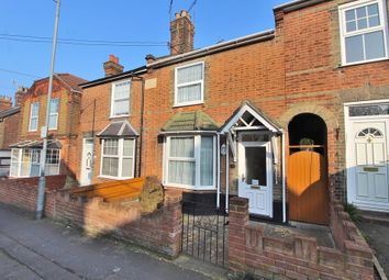 Braintree Road, Witham, Essex CM8. 3 bed terraced house for sale