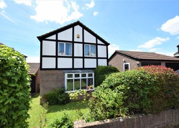 Thumbnail 4 bedroom detached house for sale in Usk Way, Barry