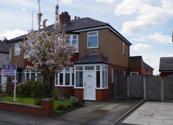 Thumbnail 3 bed semi-detached house for sale in Hollowell Lane, Horwich, Bolton