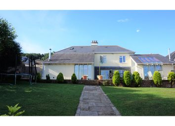 Thumbnail 5 bedroom detached house for sale in Merafield Road, Plymouth