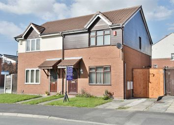 Thumbnail 3 bed semi-detached house for sale in Common Lane, Leigh