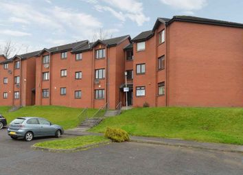 Thumbnail 2 bed flat for sale in Sandbank Drive, Glasgow