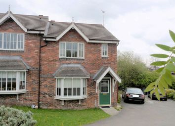 Thumbnail 3 bed semi-detached house for sale in Camberley Close, Tottington, Bury