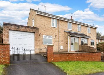 Thumbnail 3 bed semi-detached house for sale in Five Stiles Road, Marlborough, Wiltshire