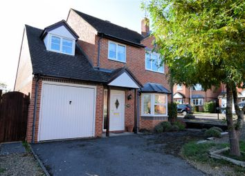 Thumbnail 4 bed detached house for sale in Hay Meadow, Shipston-On-Stour