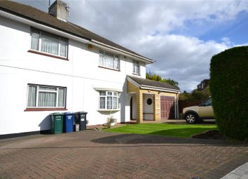 Thumbnail 4 bedroom semi-detached house to rent in Pyecombe Corner, Woodside Park