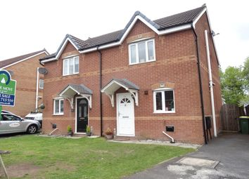 Thumbnail 2 bed semi-detached house for sale in Broughton Tower Way, Fulwood, Preston