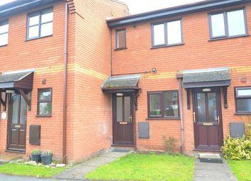Thumbnail 2 bed flat for sale in Izaak Walton Street, Stafford