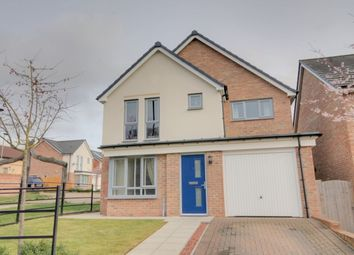 Thumbnail 3 bed detached house for sale in Coach Road, Throckley, Newcastle Upon Tyne