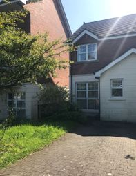 Thumbnail 2 bed town house to rent in Ardenlee Close, Ravenhill, Belfast