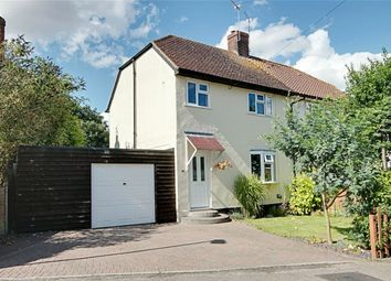 Thumbnail 3 bed semi-detached house for sale in Barnard Road, Sawbridgeworth, Hertfordshire
