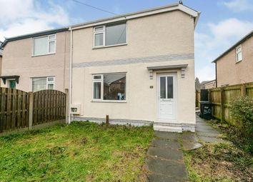 Thumbnail 3 bed semi-detached house for sale in Yowley Road, Ewloe, Deeside, Flintshire