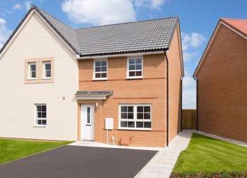 """Thumbnail 3 bed semi-detached house for sale in """"Maidstone"""" at Oaksley Carr, Hull Road, Woodmansey, Beverley"""