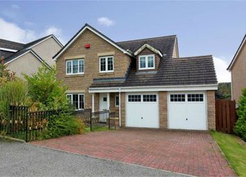 Thumbnail 4 bed detached house for sale in Coutens Park, Oldmeldrum, Inverurie, Aberdeenshire