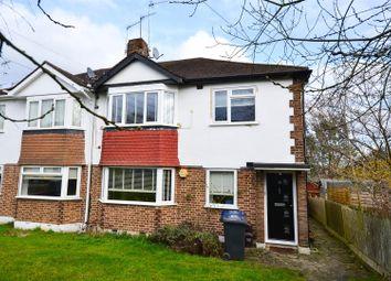 Thumbnail 2 bed maisonette for sale in Meadway Close, High Barnet, Barnet