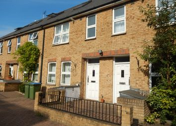 Thumbnail 3 bed terraced house to rent in Aldeburgh Place, London