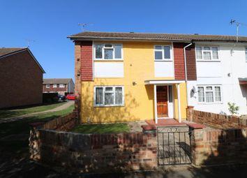 Speldhurst Close, Stanhope, Ashford TN23. 3 bed end terrace house
