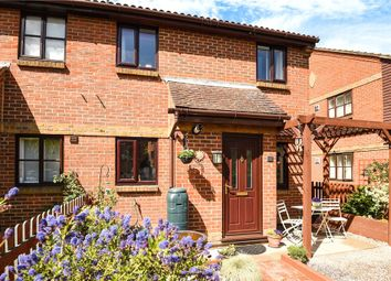 Thumbnail 1 bed end terrace house for sale in Dutch Barn Close, Stanwell, Staines-Upon-Thames