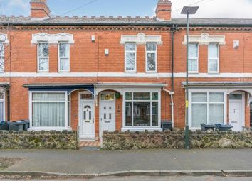 3 bed terraced house for sale in Gladstone Road, South Yardley, Birmingham, West Midlands B26