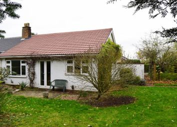 Thumbnail 3 bedroom bungalow for sale in Castle Hill Close, Eaton Socon, St. Neots