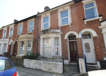 Thumbnail 4 bed terraced house to rent in Pains Road, Southsea