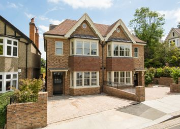 Thumbnail 5 bed semi-detached house for sale in Marryat Place, Wimbledon Village, Wimbledon Village