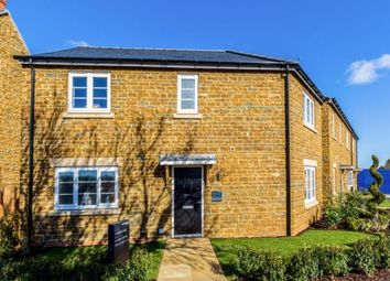 Thumbnail 3 bed end terrace house for sale in Great Bourton, Banbury, Oxfordshire