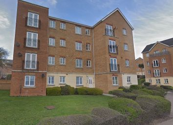 Thumbnail 2 bed flat for sale in Coniston Avenue, Purfleet