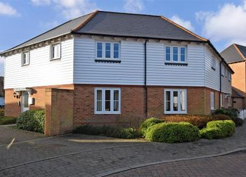 2 bed flat for sale in Sandow Place, Kings Hill, West Malling, Kent ME19