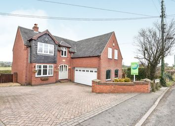 Thumbnail Detached house for sale in Church Street, Heage, Belper