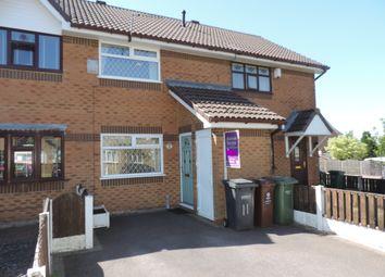 2 bed town house for sale in Hayle Road, Moorside, Oldham OL1