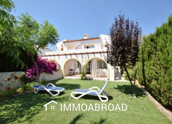 Thumbnail 3 bed villa for sale in Calp, Alicante, Spain