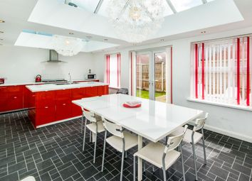 Thumbnail 6 bed detached bungalow for sale in Thames Close, Hogsthorpe, Skegness