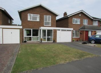 Thumbnail 3 bed link-detached house to rent in Northdown Road, Solihull