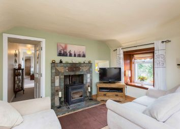 Thumbnail 3 bed cottage for sale in Station Road, Inverkeilor, Arbroath
