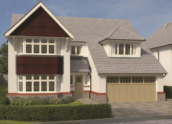 Thumbnail 5 bedroom detached house for sale in St David's Meadow, Colwinston, Vale Of Glamorgan