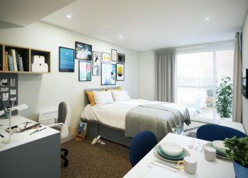 Thumbnail 1 bedroom studio to rent in Premium Studios, Lace Market Studios, Maiden Lane, Nottingham