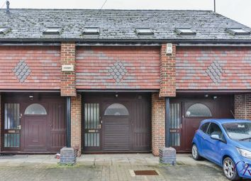 Thumbnail 1 bedroom terraced house for sale in Fairview Close, Cheltenham