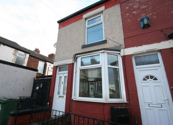 Thumbnail 2 bed end terrace house for sale in Harrowby Road, Birkenhead