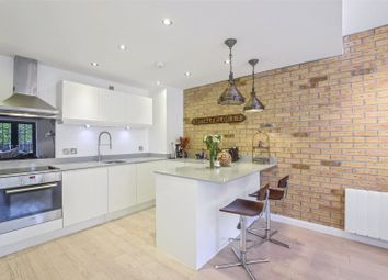 Thumbnail 3 bed flat to rent in Colefax Building, 23 Plumbers Row, London