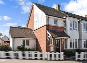 3 bed end terrace house for sale in Fortune Way, Kings Hill, West Malling, Kent ME19