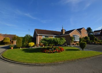 Thumbnail 2 bed detached bungalow for sale in Glen Close, Scalby, Scarborough
