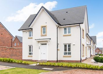 Thumbnail 3 bed terraced house for sale in Blackchapel Road, Newcraighall, Edinburgh