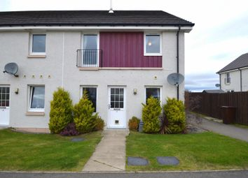 Thumbnail 2 bed terraced house for sale in Larchwood Drive, Inverness, Inverness-Shire