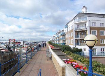 Thumbnail 2 bed flat to rent in The Strand, Brighton Marina Village, Brighton