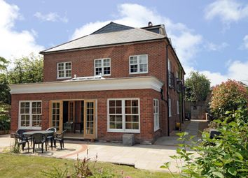 Thumbnail 6 bed detached house to rent in Northcroft Close, Englefield Green, Egham, Surrey