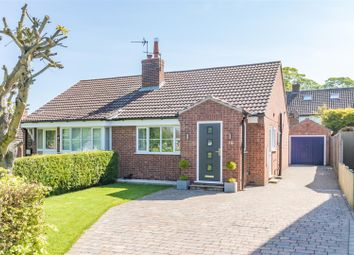 Thumbnail 2 bed semi-detached bungalow for sale in 15 Sycamore Close, Slingsby