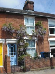 Thumbnail 2 bedroom terraced house to rent in Withipol Street, Centrally Located, Ipswich